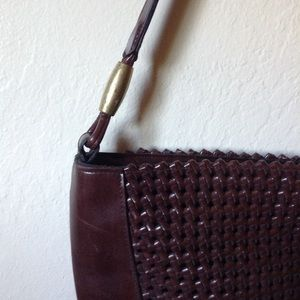Vintage Woven Liz Claiborne Bag